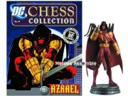 DC Chess Figurine Collection #31 Azrael White Pawn Eaglemoss